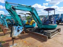 KOMATSU Mini excavators PC40MR-1 2001