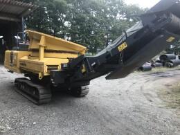 KOMATSU Wood chippers/Crushers BR120T-1