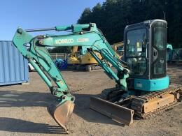 KOBELCO Mini excavators SK30SR-6 2014