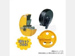 その他メーカー HFG461  コンバイン用ゴムクローラー 1台分