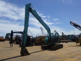 コベルコ建機 PC138US-8 クレーン・排土板・マルチ 2012