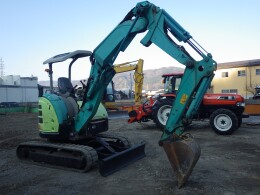YANMAR Mini excavators B3-6A                                                                         2009