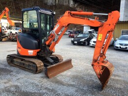 HITACHI Mini excavators ZX30U-2                                                                         2007