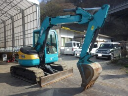 KUBOTA Mini excavators RX-505                                                                         2011