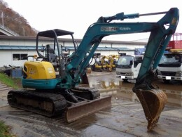KUBOTA Mini excavators U-40-3S                                                                         2005