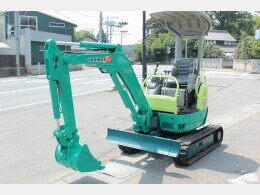 YANMAR Mini excavators VIO15-2                                                                         2001