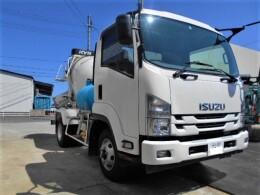 ISUZU Tank trucks/Mixer trucks TKG-FRR90S1                                                                                                                     2017/3