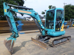 KUBOTA Mini excavators U-35-5                                                                         2012