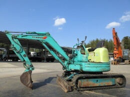 YANMAR Mini excavators ViO15 シュー左右新品                                                                         1994