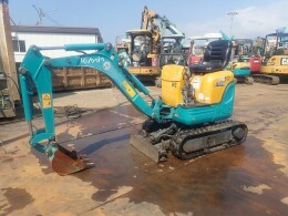 KUBOTA Mini excavators U-008                                                                         2010