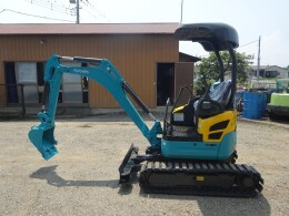 KUBOTA Mini excavators U-17                                                                         2012
