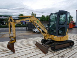 KOMATSU Mini excavators PC27MR-2                                                                         2005