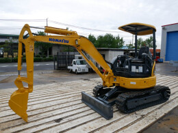 KOMATSU Mini excavators PC30MR-2                                                                         2005