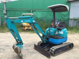 KUBOTA Mini excavators U-15                                                                         1999
