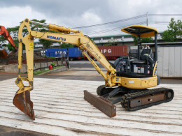 KOMATSU Mini excavators PC35MR-2                                                                         2004
