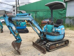 HITACHI Mini excavators EX15U-1B                                                                         2002