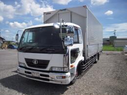 UD TRUCKS Wing body trucks BDG-MK37C                                                                                                                     2007/2