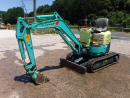YANMAR Mini excavators ViO10-2A                                                                         2006