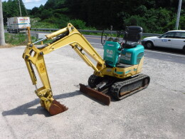 YANMAR Mini excavators SV08-1A                                                                         2011