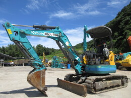 KUBOTA Mini excavators U-30-5 マルチ クレーン PAD                                                                         2011
