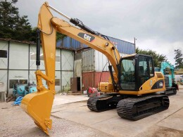 CATERPILLER Excavators 312D                                                                         2012
