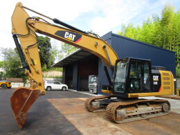 CATERPILLER Excavators 320E-2                                                                         2015