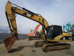 CATERPILLER Excavators 320D                                                                         2007