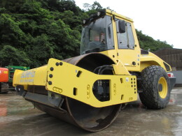 BOMAG Rollers BW211D-4  CAB・エアコン                                                                         2012