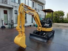 KOMATSU Mini excavators PC30MR-3                                                                         2014