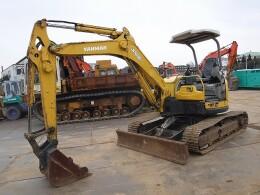 YANMAR Mini excavators VIO40-5B                                                                         2010