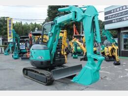 KOBELCO Mini excavators SK30UR-5 稀少 配管付                                                                         2008