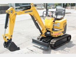 YANMAR Mini excavators SV08(SV08-1A)可変脚仕様                                                                         2016