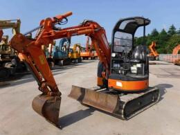 HITACHI Mini excavators ZX30UR-2                                                                         2009