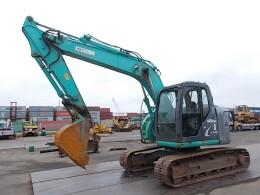 KOBELCO Excavators SK125SR                                                                         2010