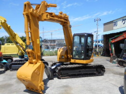 CATERPILLER Excavators 308CSRクレーン仕様、1784時間                                                                         2003