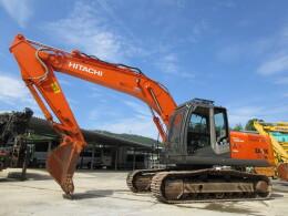 HITACHI Excavators ZX210K-3 クレーン・マルチ・併用配管                                                                         2013