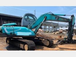 KOBELCO Excavators SK220 マグ仕様 1300mmマグフォーク付き                                                                         2001