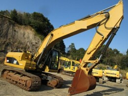 CATERPILLER Excavators 320D-E                                                                         2012