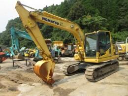 KOMATSU PC120-8 2011