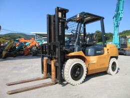 TOYOTA Forklifts 02-7FD35                                                                         2008