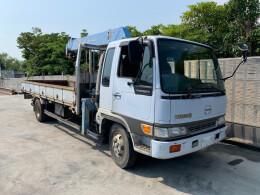 HINO Crane trucks KC-FD2JLBA                                                                                                                     1997/2