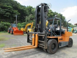 TOYOTA Forklifts 50-4FDK160                                                                         2015