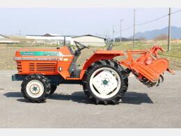 クボタ トラクター L1-185                                                                         1987年