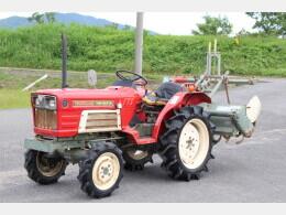 ヤンマー トラクター YM1601D                                                                         1980年