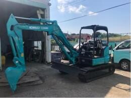 KOBELCO Mini excavators SK45SR-6                                                                         2014