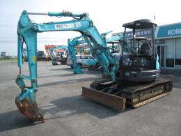 KOBELCO Mini excavators SK40SR-5                                                                         2012