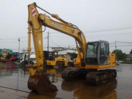 加藤製作所 PC138US-8 往復配管 フロントガード マルチレバー 2013
