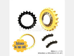 Others Parts/Others(Construction) PC400/PC450 スプロケット 1台分