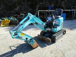 KOBELCO Mini excavators SK008                                                                         2017