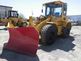 KAWASAKI Wheel loaders 55DV                                                                         2006